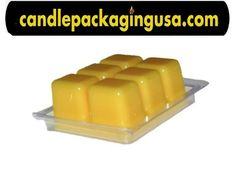 Wax Melts By Candle Packaging USA, https://candlepackagingusa.com/ If you're seeking a streamlined mold and packaging combo for your wax tarts products
