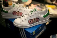 3767d693ddbe Our favourite custom adidas originals from our in-store event!