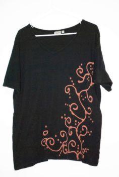 Bleach Pen Tee Shirt Idea