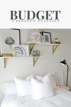 Room Makeover on a B