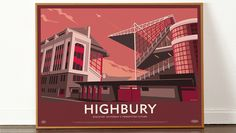 Highbury - 'Lost Destinations' By Dorothy