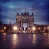 Arco della Pace #milano #piccolamilano Milano, Big Ben, Building, Pictures, Travel, Photos, Buildings, Photo Illustration, Viajes