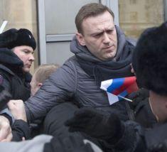 رهبر+مخالفان+پوتین+در+تظاهرات+ضددولتی+روسیه+بازداشت+شد