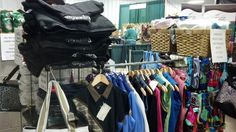 """Check out our TABLETOP SALE (inventory liquidated from 2 tack stores)! Merchandise is NEW and drastically REDUCED... Show Shirts and Jackets. Riding Jeans.  Tall Leather Black Riding Boots (size 5 & 7) Tuffrider 80"""" Turnout. Curvon Tatersall Stable Sheet. Miscellaneous Tops, Sweatshirts & Sweaters Visit Horsewarz today!"""