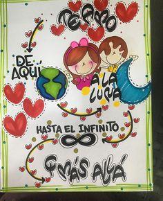 Soy Luna Logo, 15th Birthday Party Ideas, Tribal Animals, Hand Lettering Alphabet, Drawing Wallpaper, Tumblr Love, Boyfriend Birthday, Diy Home Crafts, Disney Drawings