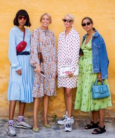 The Best Street Style From Copenhagen Fashion Week All the best looks from the streets of Copenhagen Fashion Week Best Street Style, Street Style Trends, Cool Street Fashion, Looks Street Style, Looks Style, My Style, Mode Outfits, Fashion Outfits, Womens Fashion
