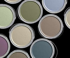 Paint colors for the home on pinterest bathroom vanity - Difference between eggshell and satin ...