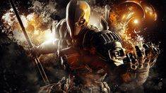 batman arkham origins, deathstroke, warner bros. games montreal, dc comics, arkham origins, video games