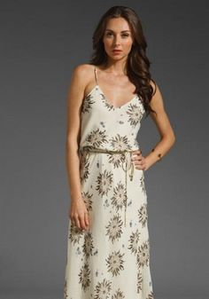 The perfect summer dress.