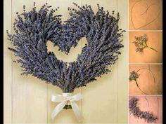 Lavendelkrans