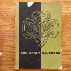 1959 Girl Scout Handbook