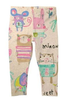 Buy Oatmeal All Over Print Leggings (3mths-6yrs) online today at Next: United States of America