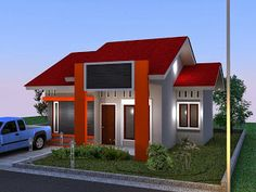 gambar desain dan harga rumah minimalis modern type 36 httpwwwhargarumah minimalist home designminimalist houseinterior - Design New Home