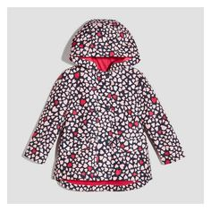 aca45b20cbdce2 Baby Girls' Rain Jacket in JF Perennial Pink from Joe Fresh Online Clothing  Stores,