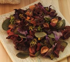 Potpourri recipes for your kids to make and keep or give away as       presents.