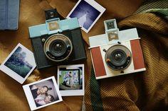 Lomography Instant, Fuji Instax, Instant Camera, Shake It Off, Diana, Polaroid Film, Instagram, Photography, Videos