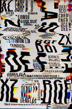 legibility 2013 poster by marcos faunner
