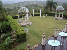 A very wet day at Glengariff Historical property saw the wedding moved inside under cover. The ceremony was performed on the amazing balcony on the second storey. Thanks to the event staff for their diligence. #myweddings