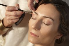 Bridal Make up in process @silviacandame