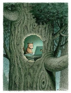 nevver:  Google search: Hazelnuts - This might become my new avatar. It's SOOO me! (well my dream...my own little tree house? Yeah. And my online name has squirrel in it...it does, really. (secrets).