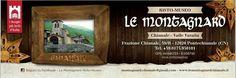 RISTO Museo Le Montagnard Chianale in Val Varaita per riscoprire la cultura contadina e assaggiare il buon cibo...tutto in una volta.