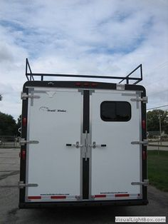 Elite gooseneck living quarters on pinterest horse for Rv storage buildings with living quarters