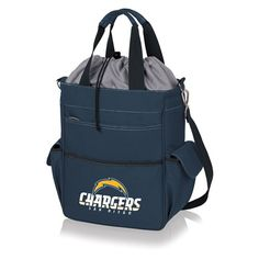 San Diego Chargers Activo Insulated Water Resistant Tote w/Digital Print - Navy