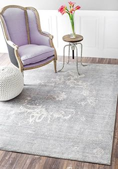 Traditional Vintage Fancy Grey Area Rug, 9 Feet by 12 Fee... http://www.amazon.com/dp/B018GZGBJ4/ref=cm_sw_r_pi_dp_iwJrxb0VZW8H2