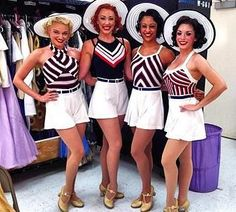 Angels in Anything Goes