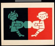 Tom Eckersley (1960), Children's party programme