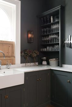 Having worked with kitchens for many years we have created designs to suite a diverse range of styles and preferences. A common trend often features a contemporary classic approach. If you ever con…
