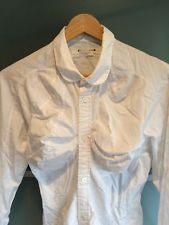 Junya Watanabe Comme des Garcons ready to wear structured blouse Size L