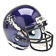 Stephen F Austin Lumberjacks NCAA Authentic Mini 1/4 Size Helmet