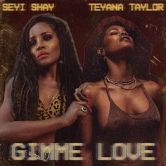 "Nigerian singer Seyi Shay is collaborating soon with American singer Teyana Taylor on "" Gimme Love "" remix. The original song was first released by Seyi in December 2018 featuring Nigerian rapper R… Latest Music, New Music, Celebrity Gossip, Celebrity Style, Remix Music, Pretty Girl Swag, Teyana Taylor, She Song, American Singers"