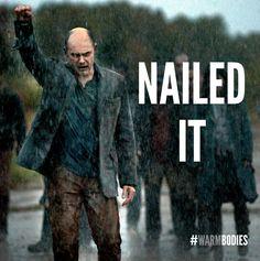 Best Zombie Movies, Good Movies, Warm Bodies Movie, Priceless Movie, Zombie Comedy, Nicholas Hoult, Film Base, Tv Land, Comedy Films