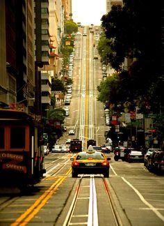 San Francisco streets -