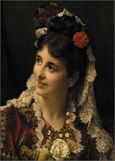A_young_Spanish_beauty-portielje