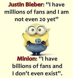 Hilariously Funny Minions Jokes Of All Time - Slydor Minions, Funny Pics, Funny Pictures, Funny Photos, Funny Photos, The Minions, Fanny Pics, Funny Images, Funny Images