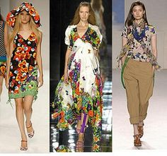 Funky florals.