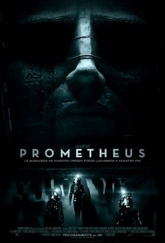 Prometheus I don't know what it is about this movie but for some reason I really liked it. Maybe it's because I didn't think too hard about it. Prometheus Movie, Prometheus 2012, Verona, Sci Fi Novels, Aliens Movie, Cinema, Actor Studio, Recent Movies, Fiction Movies