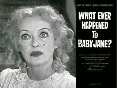 1000 images about whatever happened to baby jane on pinterest bette