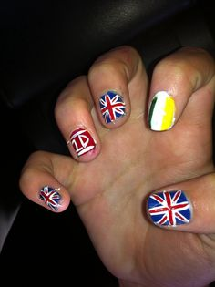 One direction nails! Nial addition