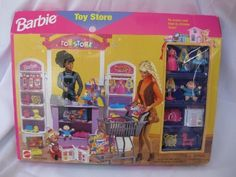 Barbie Toy Store by Mattel. $69.77. No dolls are included.. As shown in photo, has lots of fun little accessories!