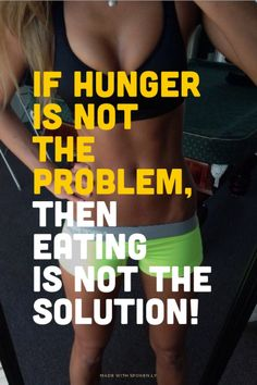 Can get to the root of the problem! Eating just to eat is not a solution! http://www.onesteptoweightloss.com/shakeology-results #ShakeologyResults