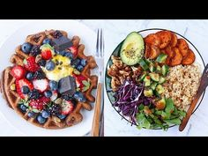 WHAT I EAT IN A DAY #77 | VEGAN - YouTube