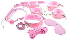 AnE Toys Best Pu Leather Pink Color love Slave Bondage Fetish 9 Piece Sexy Toy Play Set Kit -- Read more @ http://www.myvacationdestinations.com/naughtystore/ane-toys-best-pu-leather-pink-color-love-slave-bondage-fetish-9-piece-sexy-toy-play-set-kit/&pfg=070716033812