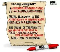 Gun Control NRA style
