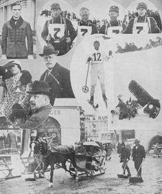 Op 11 februari 1928 gaan de tweede Olympische Winterspelen van start in Sankt Moritz (Zwitserland). Nederland doet voor het eerst mee. Het tijdschrift Sport in Beeld toonde vele foto's van het evenement.