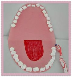 1000 images about dental health on pinterest dental for Preschool crafts for february
