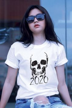 Get the spirit of Halloween and year 2020, with this cool designed t-shirt. Graphic Design Illustration, Graphic Design Art, Halloween Shirt, Cool Designs, Graphic Tees, Shirt Designs, Spirit, Unisex, T Shirts For Women